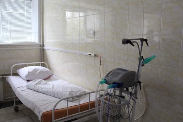 В горбольнице Севастополя обнаружили зараженных COVID-19 сотрудников
