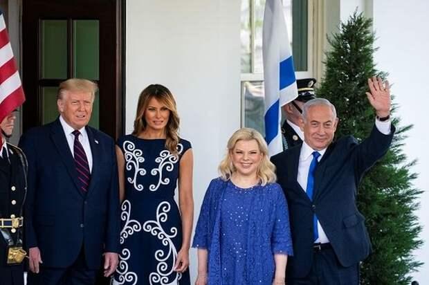 В США проходит церемония подписания мирного договора Израиля с ОАЭ и Бахрейном