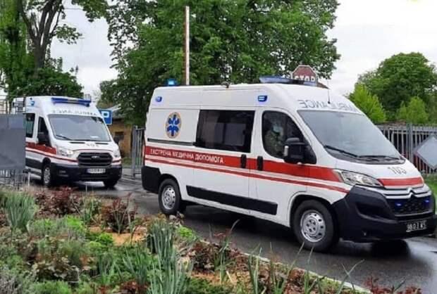 Тяжелейшие ранения в лицо и грудь: в Киев прибыл новый борт с ранеными карателями (ФОТО)