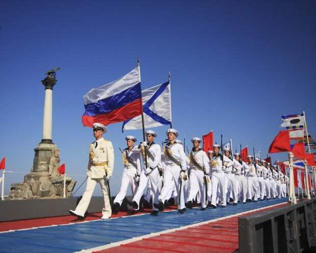 Путеводитель для приезжих на День флота России в Севастополе (расписание)