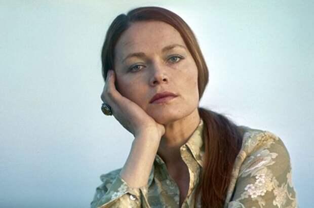 «Я – ничья»: ради чего Людмила Чурсина отказалась от съемок в Голливуде