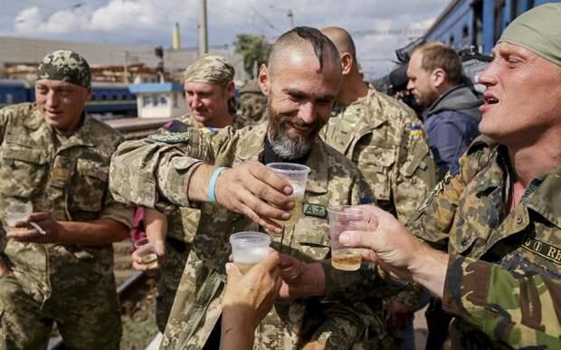 «Этопозорище»: украинка смело высказалась вадрес украинских военных (ВИДЕО)