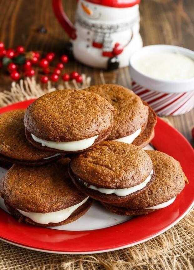 Вкусное домашнее печенье. Топ-5 рецептов