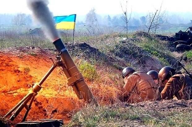 ВСУ продолжают обстреливать территорию ЛДНР