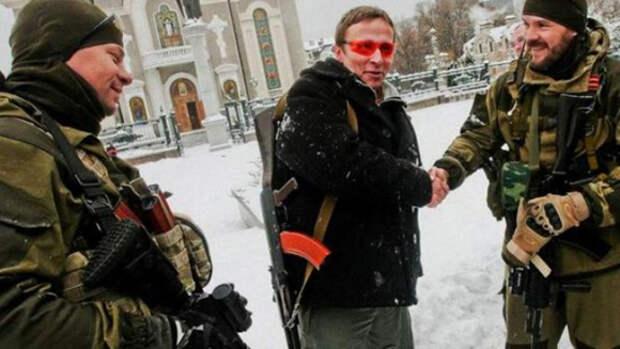 Охлобыстин хочет получить гражданство ДНР