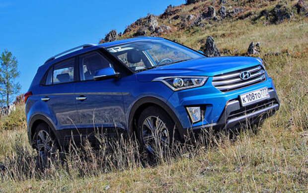 Царь горы: покоряем Алтай на Hyundai Creta