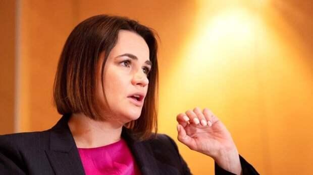 Тихановская прокомментировала задержание Протасевича