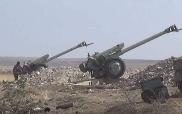 Подробно описан ход турецкой военной провокации в Нагорном Карабахе
