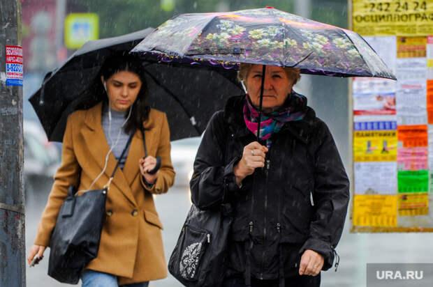 Москвичам пообещали дождь игрозу вДень России