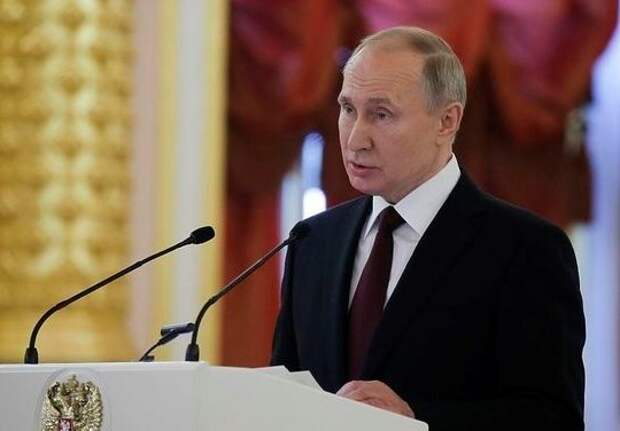 Владимир Путин рассказал, как он приготовился перестать быть президентом