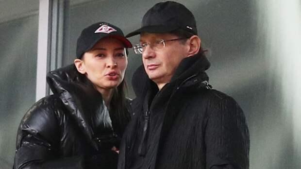 Арустамян рассказал, кого жена Федуна хотела видеть тренером «Спартака». Сегодня Салихова ушла из совета директоров