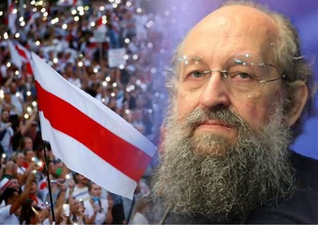 Вассерман рассказал о Белоруссии
