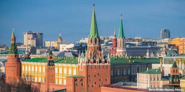 Привиться от COVID-19 можно будет с видом на Кремль/Фото: Ю. Иванко mos.ru