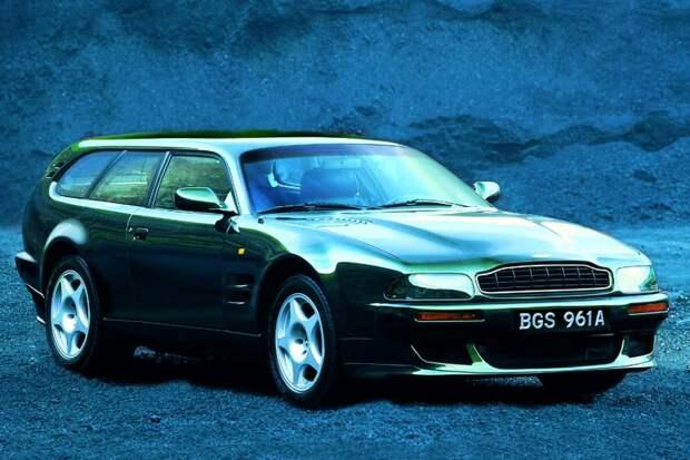 Универсал от Aston Martin авто, автодизайн, дизайн, интересно
