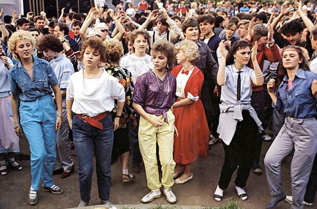 О каких джинсах мечтали в СССР.