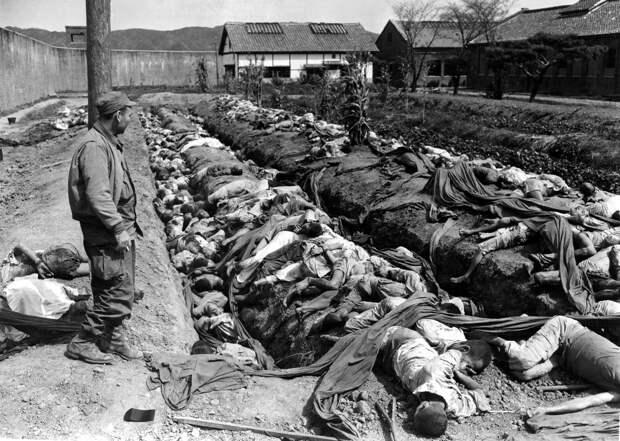k19 0090 46 впечатляющих снимков Корейской войны