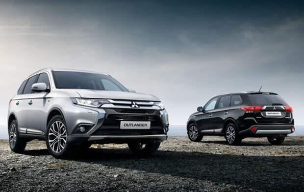 На Mitsubishi Outlander действуют новые условия по программам утилизации и трейд-ин