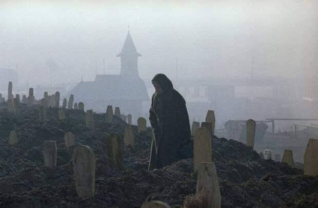 Редкие фотографии войны в Боснии 1992-1995 годов.