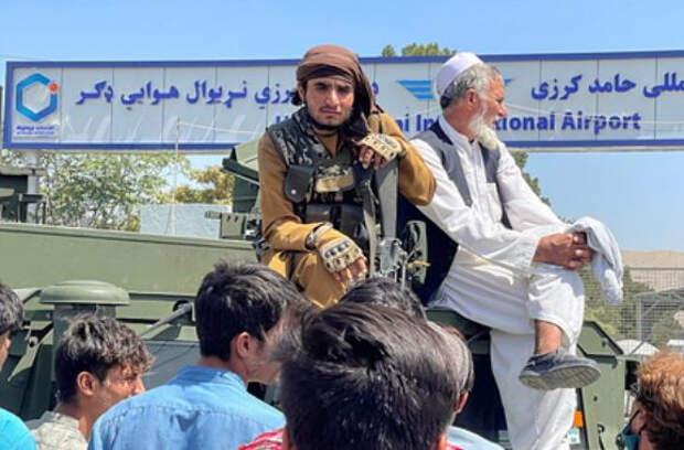 «Талибан» призвал мужчин и женщин выйти на работу