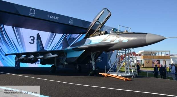 ADN объяснило истинное предназначение истребителей МиГ-35