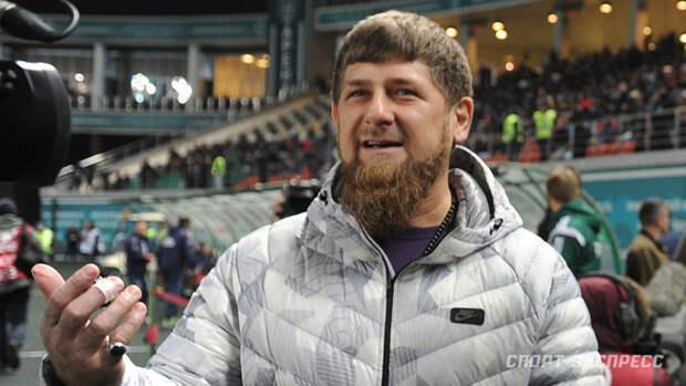 Рамзан Кадыров: «ВUFC могут сделать подставной бой. Аяне любитель подставных боев»