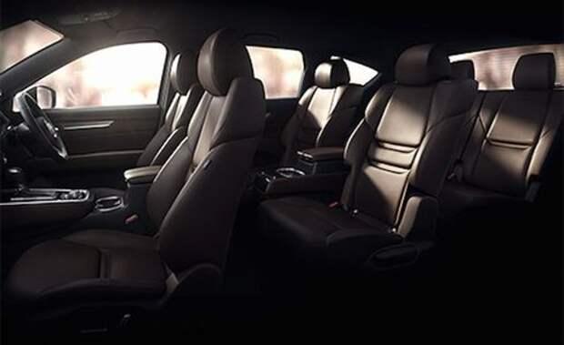 Неизвестный вид: Mazda выпустит кроссовер CX-8