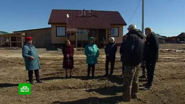 Нижегородским сиротам построили дома на скотомогильнике с сибирской язвой