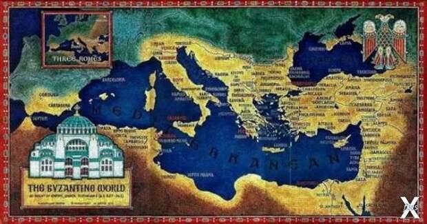 Восточная Римская империя