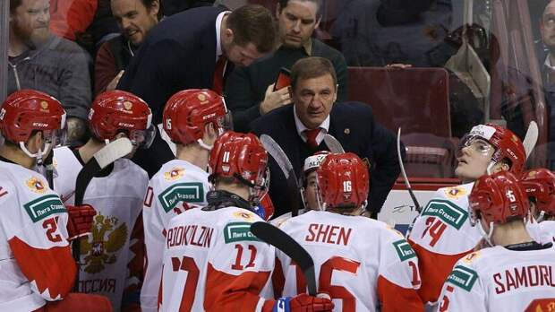 Финляндия прервала победную серию сборной России в Евротуре