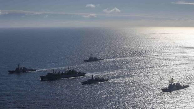 Минобороны РФ создаст единый регламент действий авиации против кораблей-нарушителей