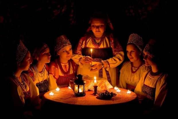 Заветы предков: народные поверья