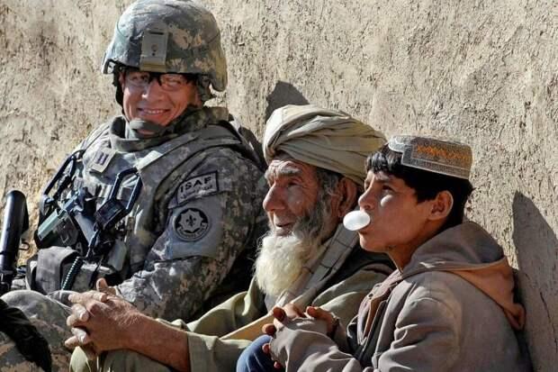 Афган снова на горизонте