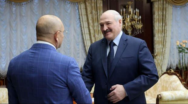 Зачем Александр Лукашенко встречался с незнакомым украинским депутатом?