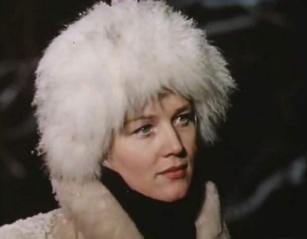 Самые красивые советские актрисы: Наталья Егорова