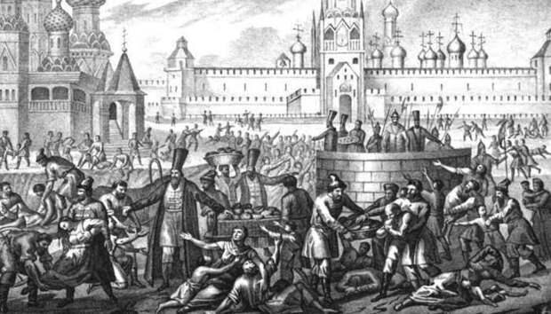 Великий голод: с чего началась Смута, которая едва не уничтожила Русское государство