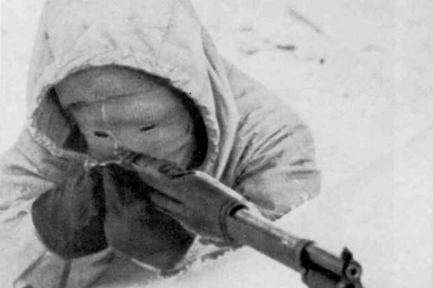 Самый смертоносный снайпер в истории человечества