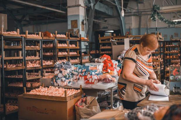 Как в России все еще делают советских кукол (ФОТО)