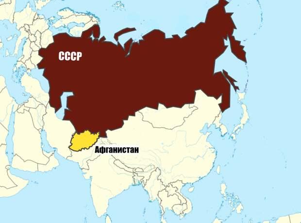 Почему СССР никогда не воевал с афганскими талибами