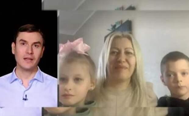 На фото: многодетная мама Лидия Прудовская