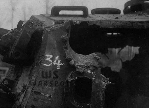 Испытания немецкой брони: теория и практика