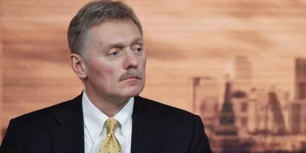 Песков прокомментировал возможность встречи Путина и Байдена