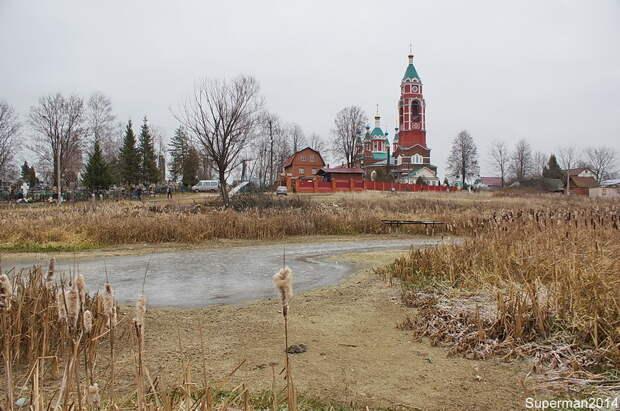 село Игнатьево