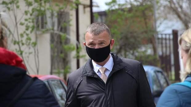 Заместитель главы администрации Алексей Гуськов провел встречу с керчанами