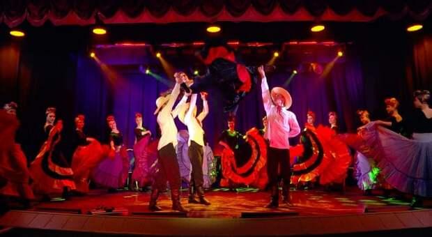Ансамбль народного танца Тимирязевки стал обладателем гран-при