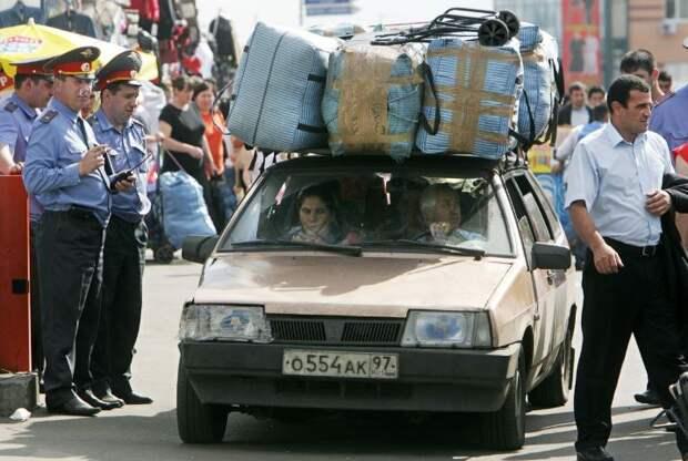 10 фото Черкизовского рынка во время его расцвета