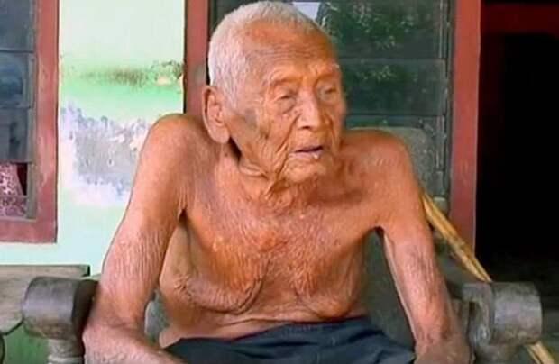Человек, живущий уже полтора века, мечтает о смерти