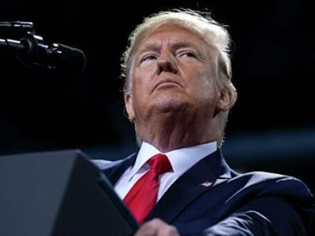 Трамп планирует вводить санкции за продажу оружия Ирану