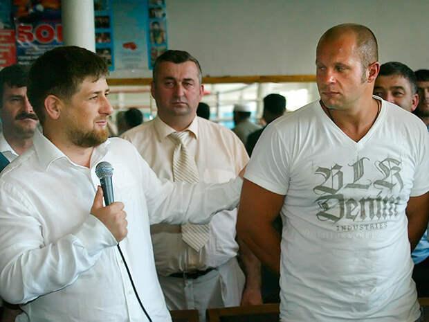 Наши выводы из ссоры Емельяненко и Кадырова.
