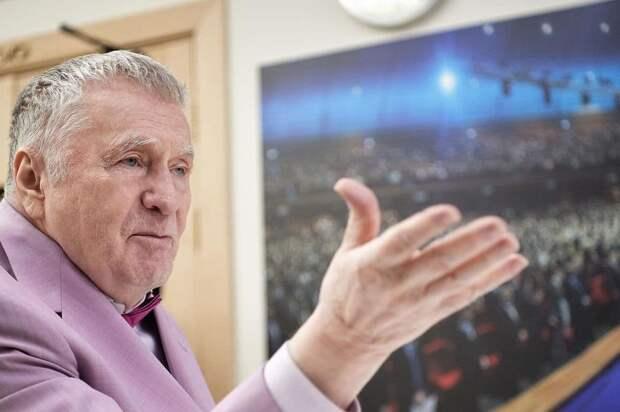 Жириновский заявил, что Манижа опозорила Россию