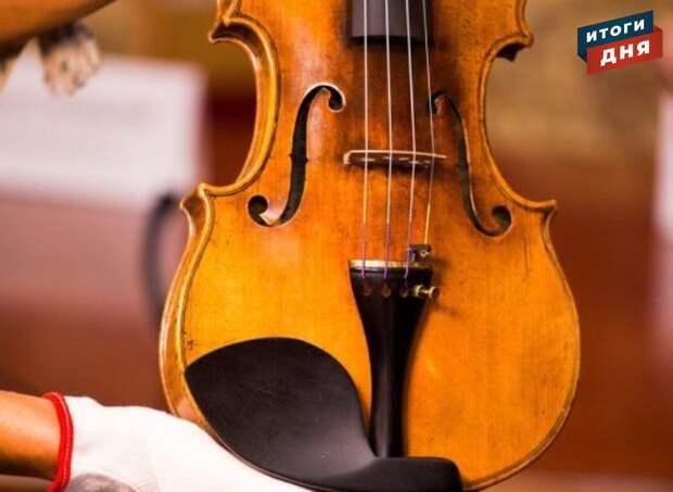 Итоги дня: продление поезда от Балезино до Глазова, приезд скрипки Моцарта и запрет на пластиковые пакеты в Удмуртии